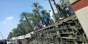Tren kazası: 55 yaralı