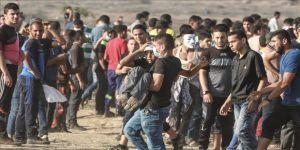 1 Filistinli çocuk şehit !
