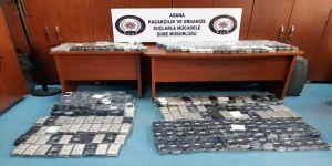2 bin 124 kaçak cep telefonu ele geçirildi