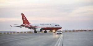 İlk uçuş Ankara'ya