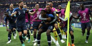Dünya Kupasında Şampiyon Belli Oldu