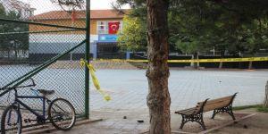 Buldukları cisim okul bahçesinde patladı, 4 çocuk yaralandı