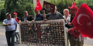 FETÖ elebaşı protesto edildi