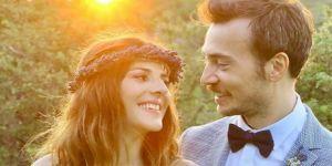 Esin Alpoğan ve Görkem Mertsöz evlendi