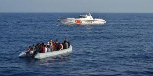 Ege'ye turist değil, mülteci akını
