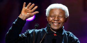 'Özgürlüğün lideri' Mandela
