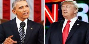 Obama'dan Trump'a Gönderme!