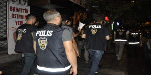 300 polisle asayiş uygulaması