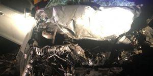 Trafik kazası: 2 ölü, 2 yaralı