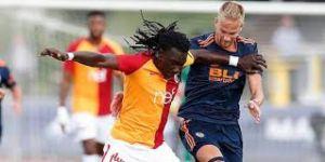 Galatasaray, Valencia'ya 2-1 mağlup oldu