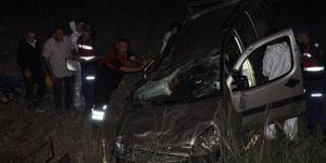 Feci kaza: 2 ölü, 6 yaralı