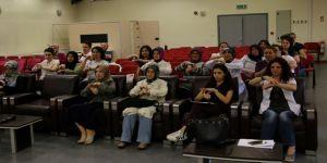 Hastanelere işaret dili eğitimi