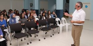 Stajyer öğrencilereoryantasyon eğitimi