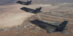 ABD Türkiye'ye F-35 teslimatını geçici durduruyor