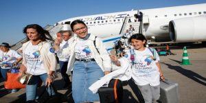 İsrail'e 300 yeni Yahudi göçmen geldi