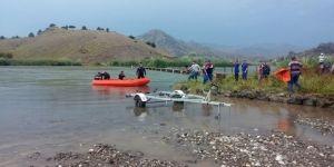 Baraj gölüne düşen çocuğun cesedi bulundu