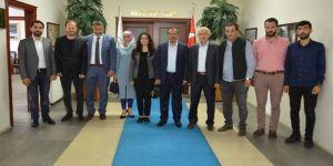 AK Parti Gebze'den Toltar'a ziyaret