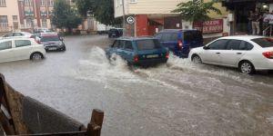 İstanbul'dan sonra şiddetli yağış Trakya'yı da etkisi altına aldı