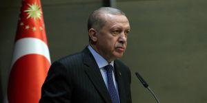 Erdoğan, Kuveyt Emiri ile görüştü
