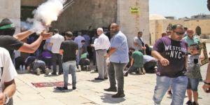 Aksa'ya ses bombası