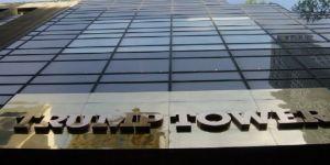 Trump Tower'ın önünde şüpheli paket alarmı