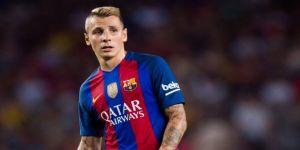 Lucas Digne, Barcelona'dan ayrılıyor