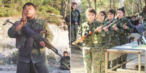 Suriye'de PKK alçaklığı
