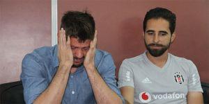 Fabri, gözyaşlarıyla veda etti