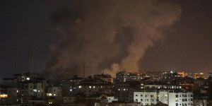 İsrail saldırısında anne ve bebeği şehit oldu