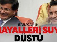Ali Babacan En Büyük Hayalini Gerçekleştiremedi