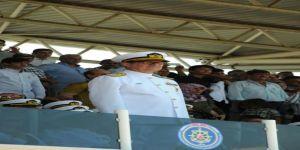 750 deniz astsubayı törenle diplomalarını aldı