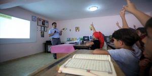 Çocuklara 'eğlenceli' Kur'an eğitimi