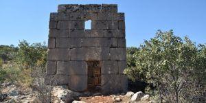 Roma Döneme ait askeri gözetleme kulesi bulundu