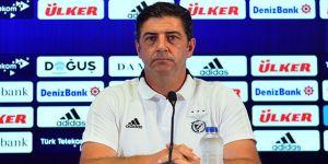 Rui Vitoria: Kazanmak için sahaya çıkacağız