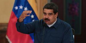 Maduro'dan kaçakçılık açıklaması