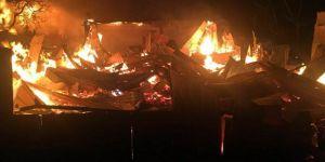 Huzurevi yangını: 10 ölü