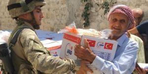 5 bin 200 aileye insani yardım