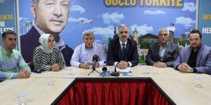 AK Parti büyük kongreye gidiyor