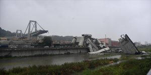 İtalya'da bir kısmı çöken köprü yıkılacak