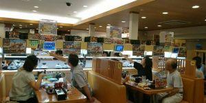 Garsonsuz 'Jetgil' restoranı