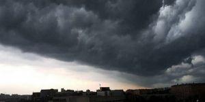 Şiddetli fırtına