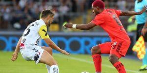 Beşiktaş son dakikada güldü