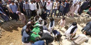 Afganistan'daki saldırıyı DEAŞ üstlendi