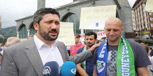 Sırp sporcudan Türk lirasına destek
