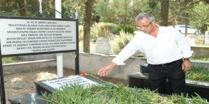 Gebze'de deprem şehitleri unutulmadı