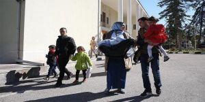 Iraklı mülteciler evlerine geri dönüyor