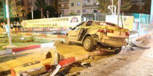 Feci kaza; 1 ölü, 4 yaralı