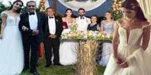Türkü Bingöl evlendi