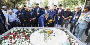 Destici bayram namazını Ankara'da kıldı
