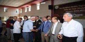 Başkan Karaosmanoğlu'ndan yerel seçim açıklaması